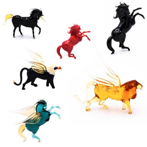 Animali a Lume
