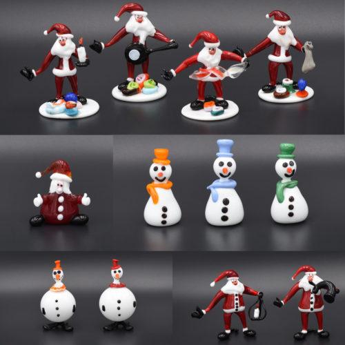 Babbi e Pupazzi di Natale